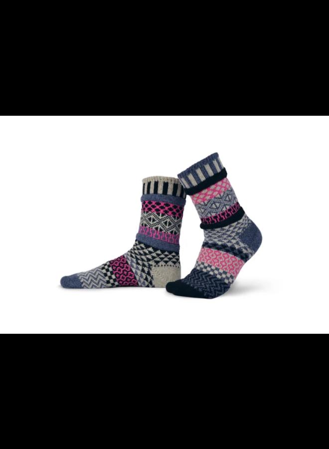 Aspen Adult Wool Crew Socks