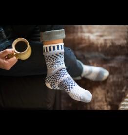 Glacier Adult Crew Socks