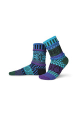 Blue Spruce Adult Crew Socks