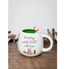 Ruff Without You - 15.5 oz Mug