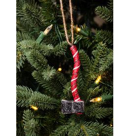 Ax Ornament