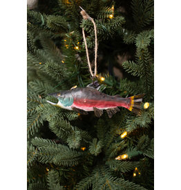 Salmon Ornament