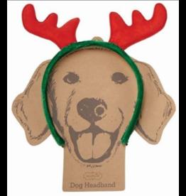Reindeer Dog Christmas Headband