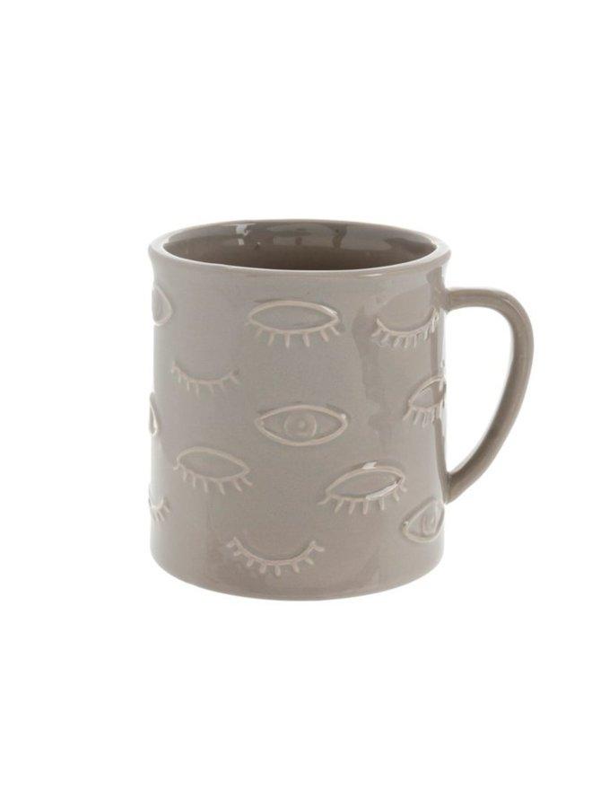 Grey Eyes For You Mug