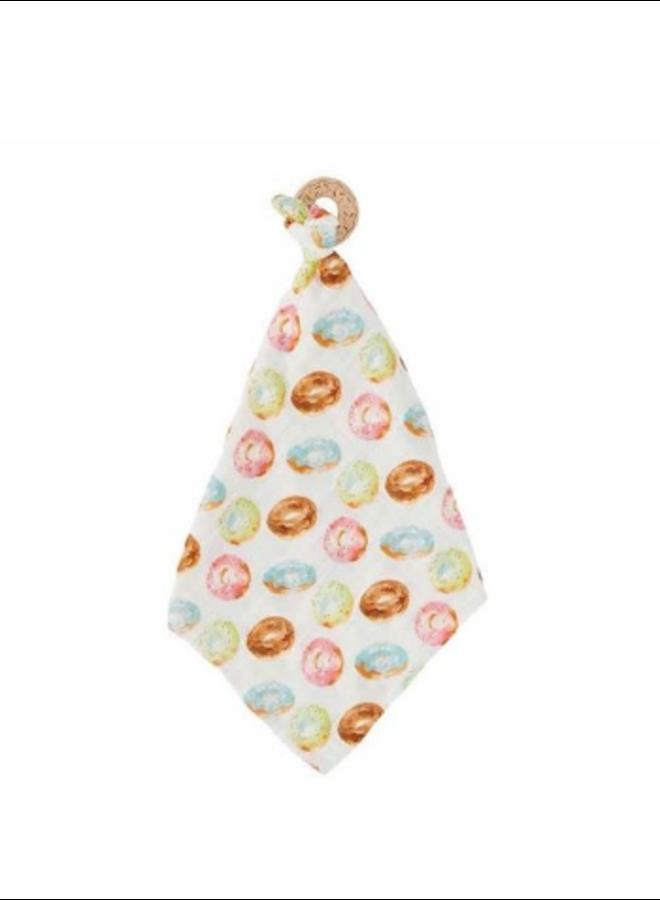 Donut Teether & Cuddler