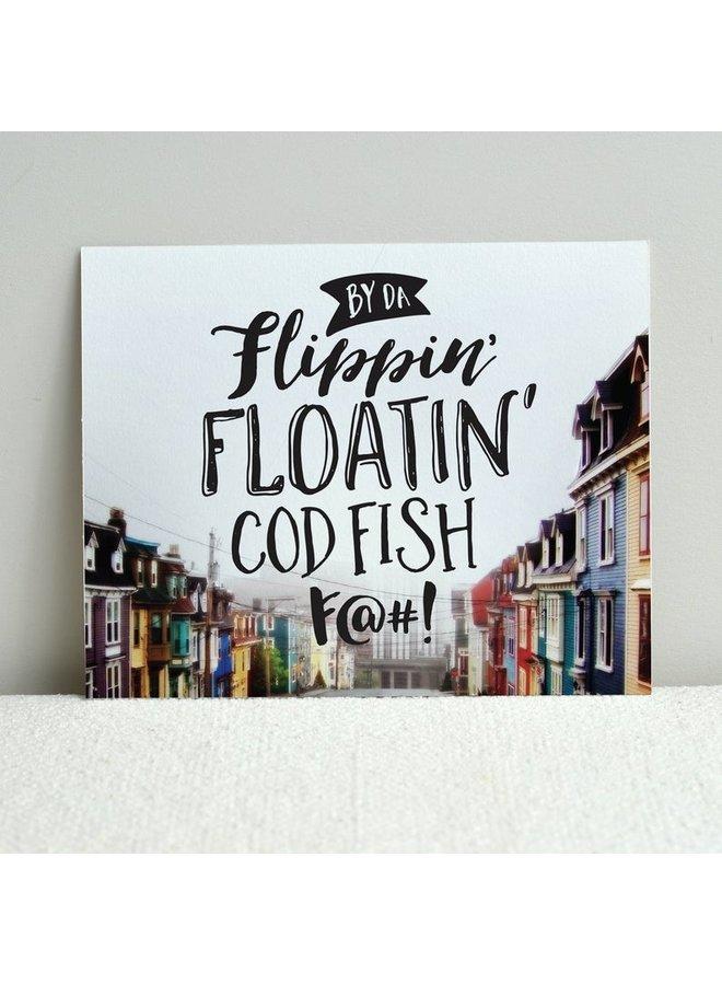 Flippin' Floatin' Print