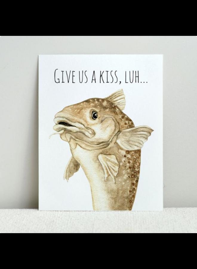 Kiss The Cod