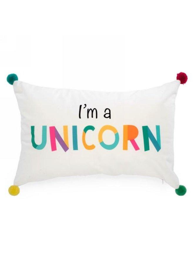 I'm a Unicorn Cushion