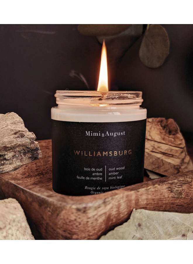 4oz Organic Soy Candle