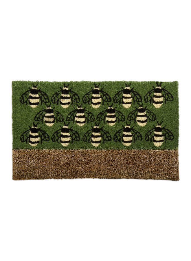 Busy Bee Boot Scrape Coir Mat