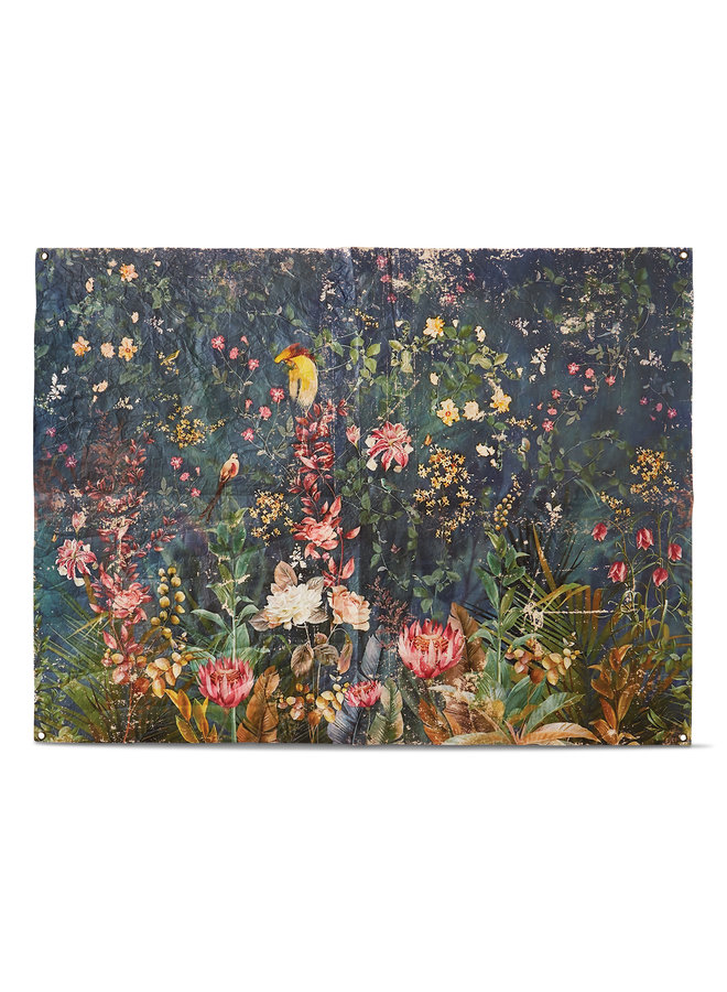 Blooming Floral Wall Art