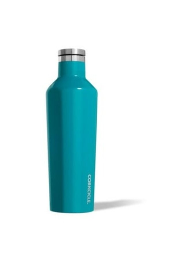 Classic 16oz Canteen - Gloss Biscay Bay