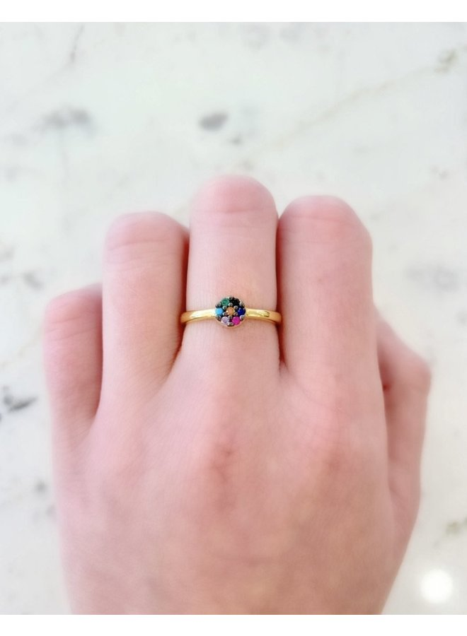 Adjustable Power Stack Ring