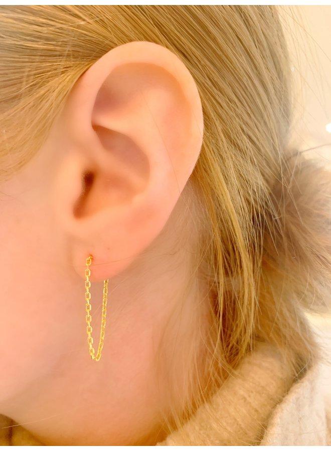 Anita Chain Earring