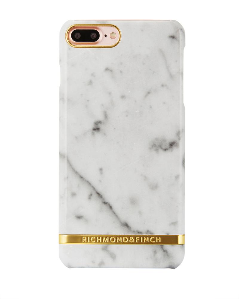 RICHMOND & FINCH RICHMOND & FINCH / White Marble / Gold  - iPhone 6 PLUS
