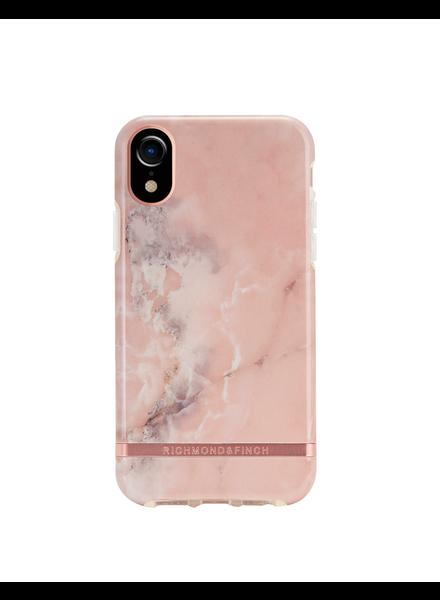 RICHMOND & FINCH RICHMOND & FINCH / iPhone XR (Pink Marble)