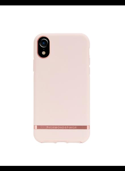 RICHMOND & FINCH RICHMOND & FINCH / iPhone XR (Pink Rose)