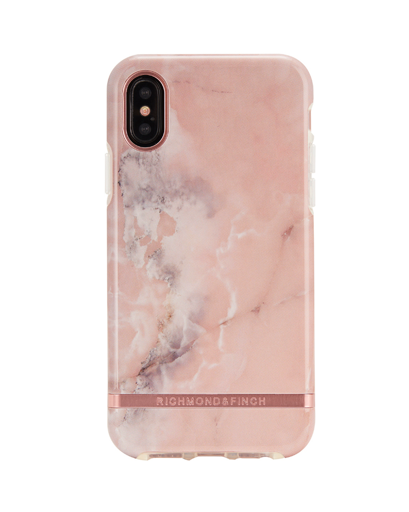 RICHMOND & FINCH RICHMOND & FINCH / iPhone Xs MAX (Pink Marble)