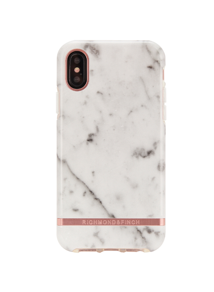 RICHMOND & FINCH RICHMOND & FINCH / iPhone Xs MAX (White Marble)