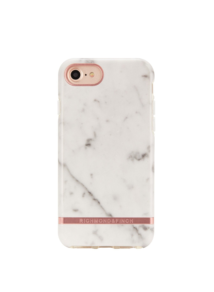 RICHMOND & FINCH RICHMOND & FINCH / iPhone6/7/8 (White Marble)