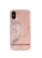 RICHMOND & FINCH RICHMOND & FINCH / iPhone X (Pink Marble)