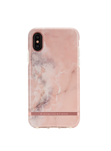 RICHMOND & FINCH RICHMOND & FINCH / iPhone X (Pink Marble)