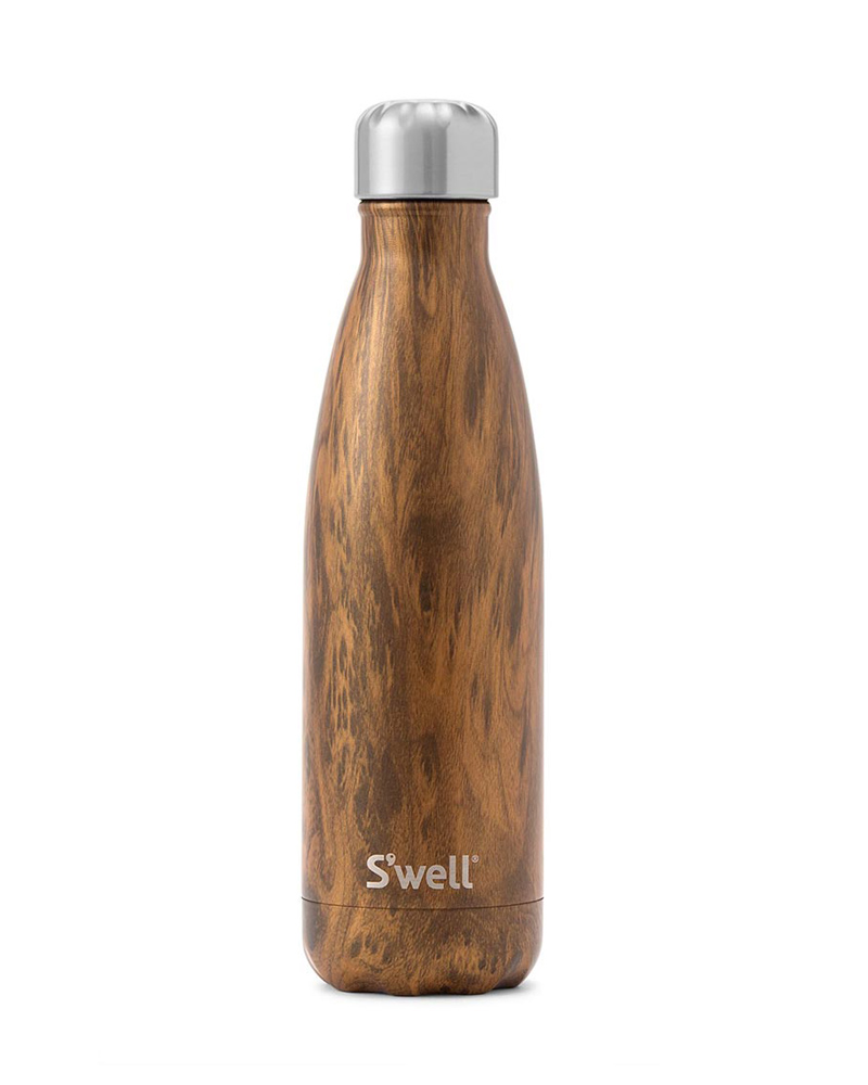 S'WELL S'WELL / Wood Collection (Teakwood, 17oz)