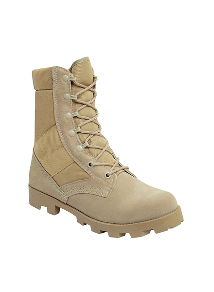 ROTHCO Desert Tan Speedlace Jungle Boot