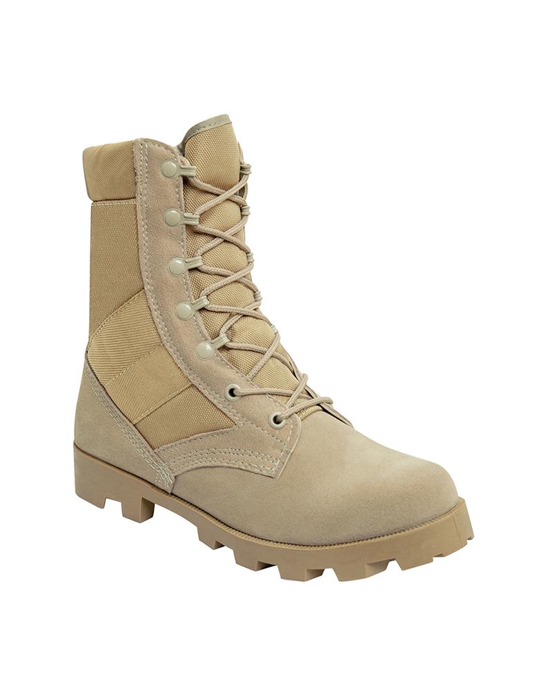 ROTHCO Desert Tan Speedlace Jungle Boot