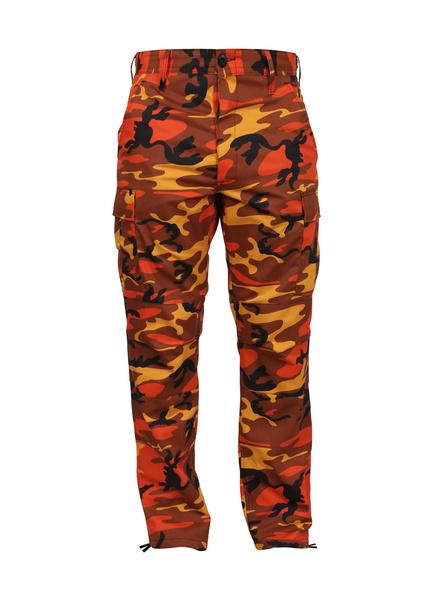 ROTHCO ROTHCO / BDU Pants Savage Orange