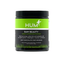 HUM NUTRITION / Raw Beauty (Chocolate and Mint Infusion)