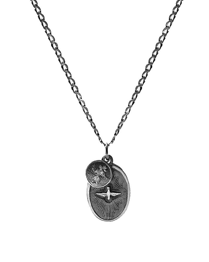 MIANSAI MIANSAI / Dove Pendant (Sterling Silver, o/s)