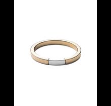MIANSAI / Panel Ring (Gold/SIlver)