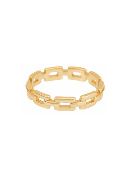 SHASHI SHASHI / Chain Band Ring