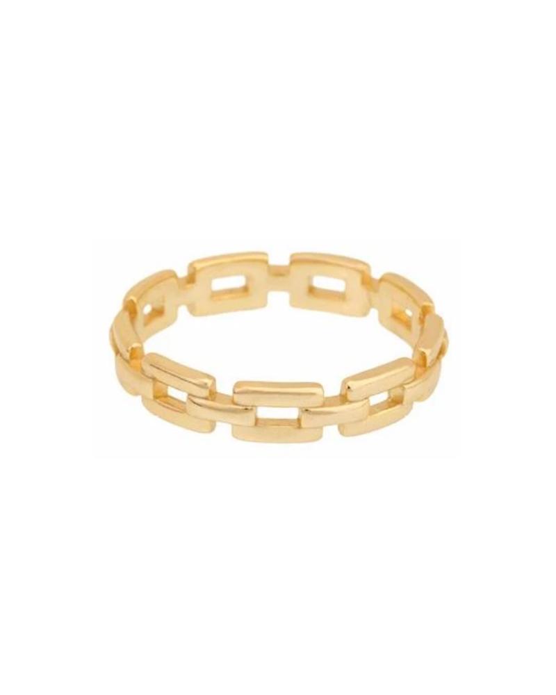 SHASHI SHASHI / Chain Band Ring