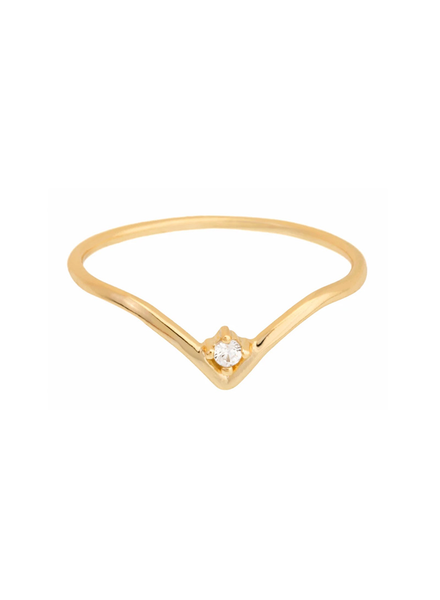 SHASHI SHASHI / Dillon Diamond Ring