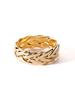 SHASHI SHASHI / French Braid Ring