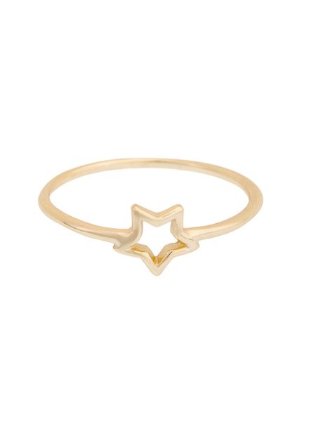 SHASHI SHASHI / Tiny Star Ring
