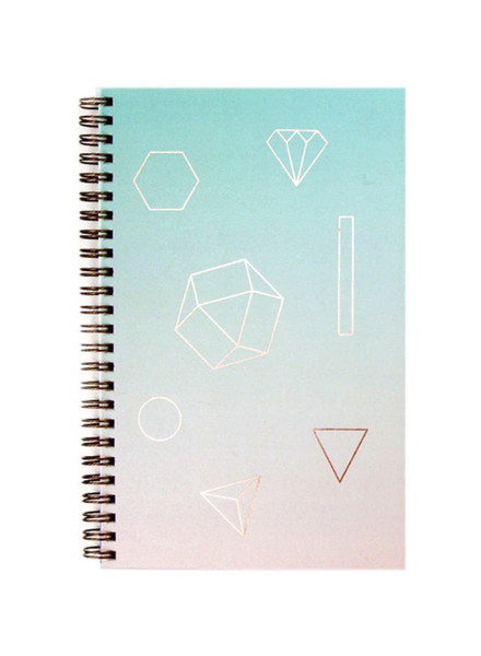 BING BANG BING BANG / Cosmic Wanderer Journal (ombre)