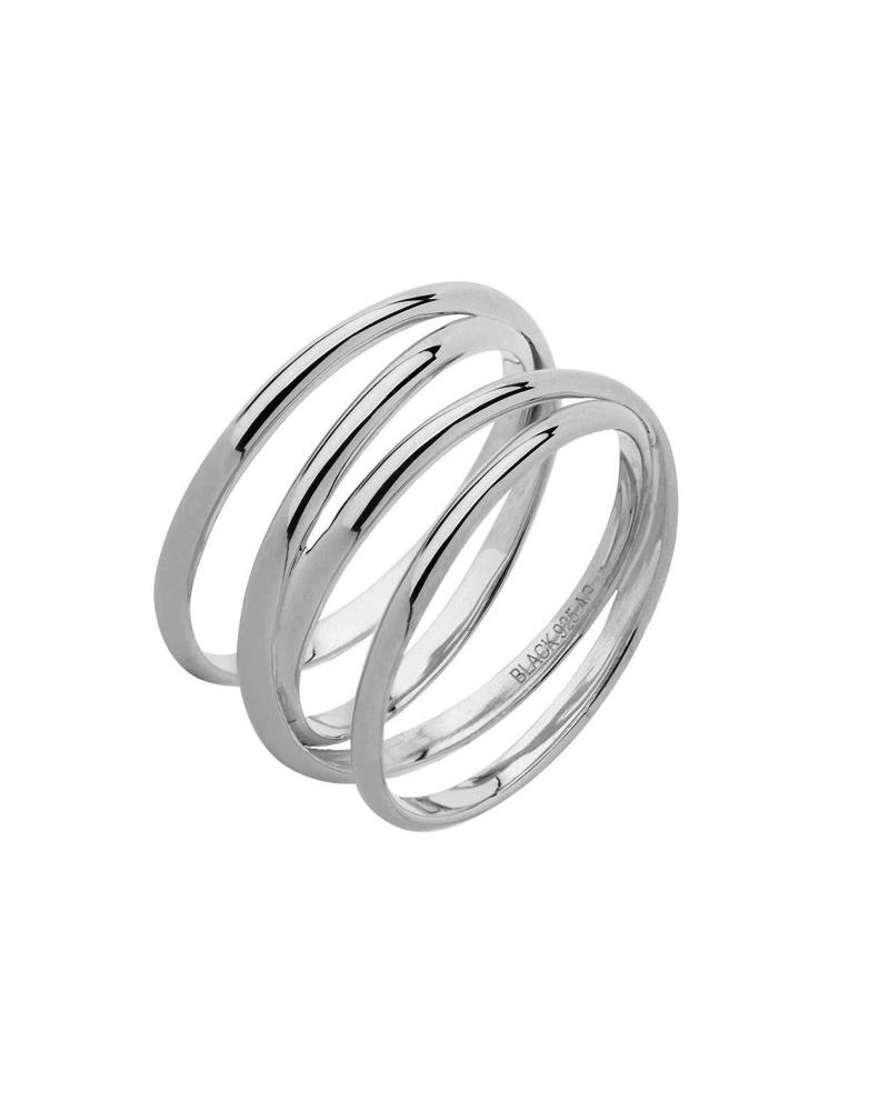 MARIA BLACK MARIA BLACK / Auguste Wrap Ring (Silver HP)