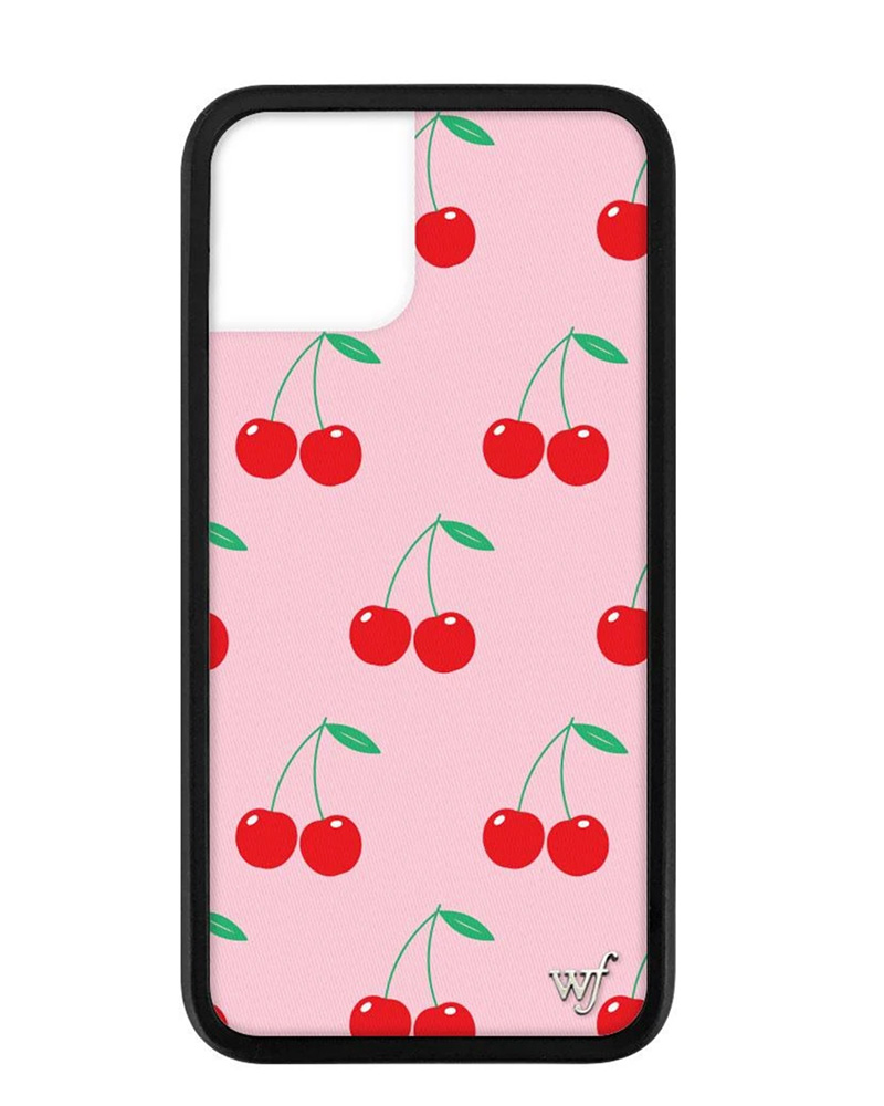 WILDFLOWER WILDFLOWER / Pink Cherries iPhone 11 Pro