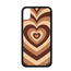 WILDFLOWER WILDFLOWER / Coffee Hearts iPhone XR