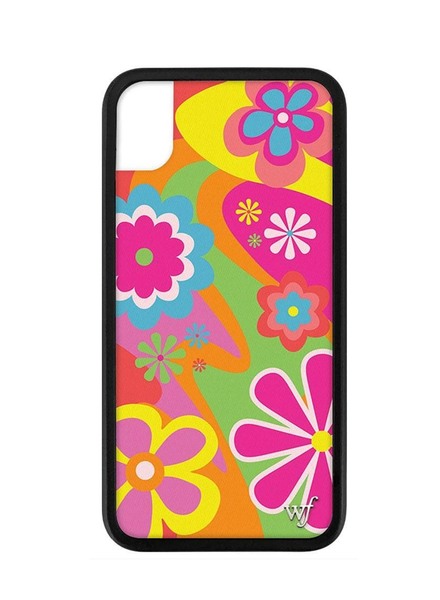 WILDFLOWER WILDFLOWER / Groovy Flowers iPhoneX/Xs