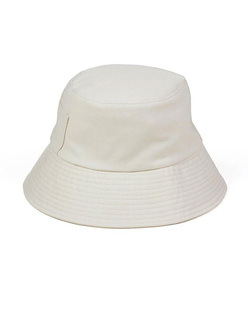 LACK OF COLOR LACK OF COLOR / Wave Bucket Beige