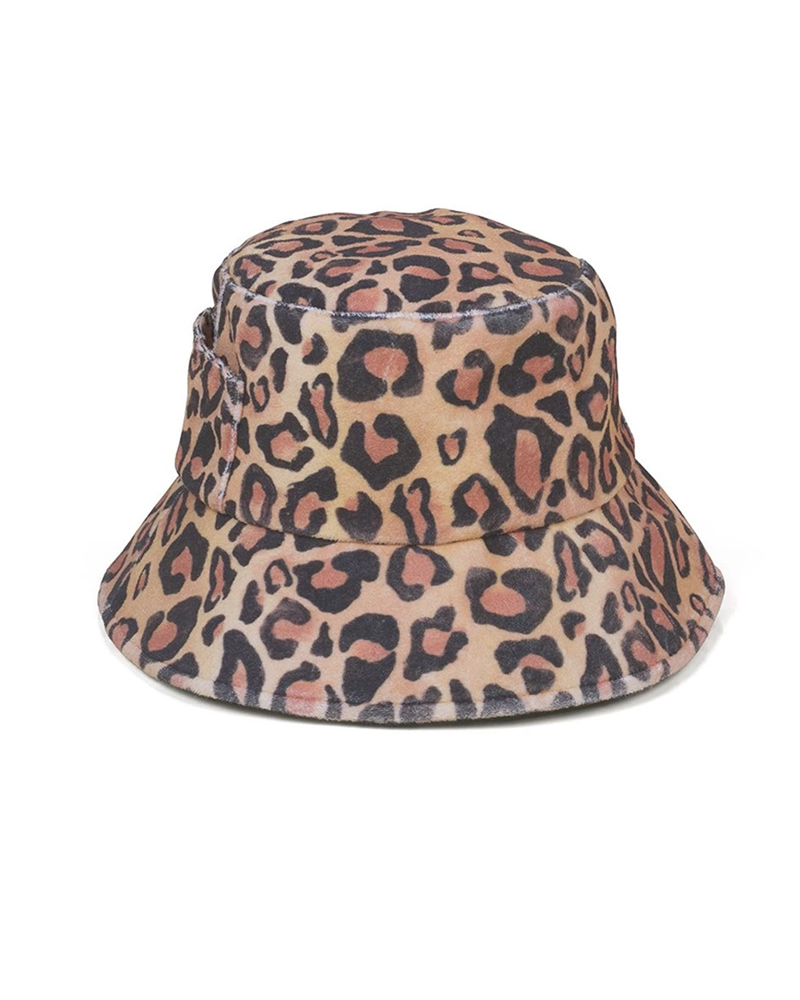 LACK OF COLOR LACK OF COLOR / Wave Bucket Leopard