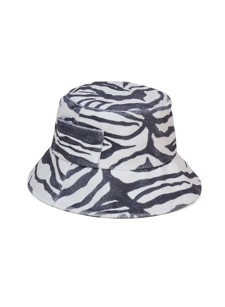 LACK OF COLOR LACK OF COLOR / Wave Bucket Zebra