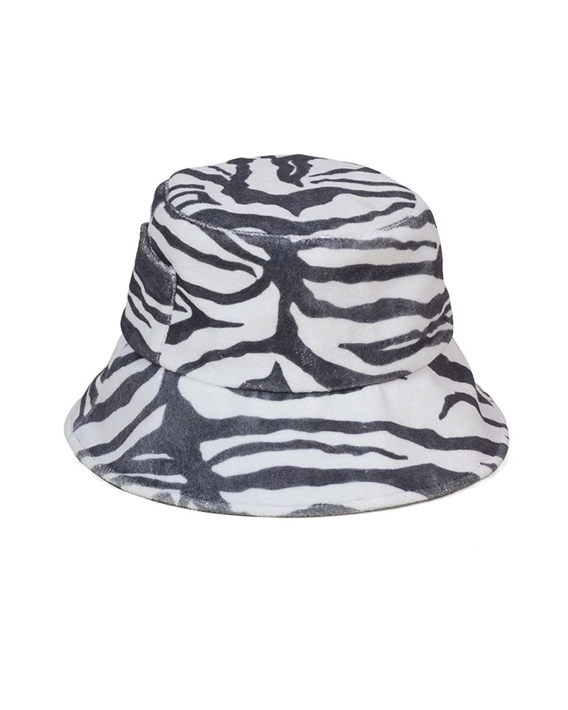 LACK OF COLOR LACK OF COLOR / Wave Bucket Zebra