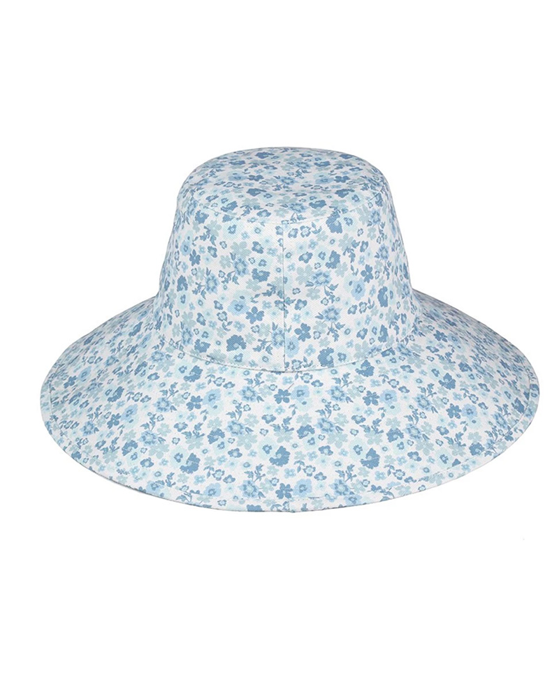 LACK OF COLOR LACK OF COLOR / Holiday Bucket Aqua Bloom