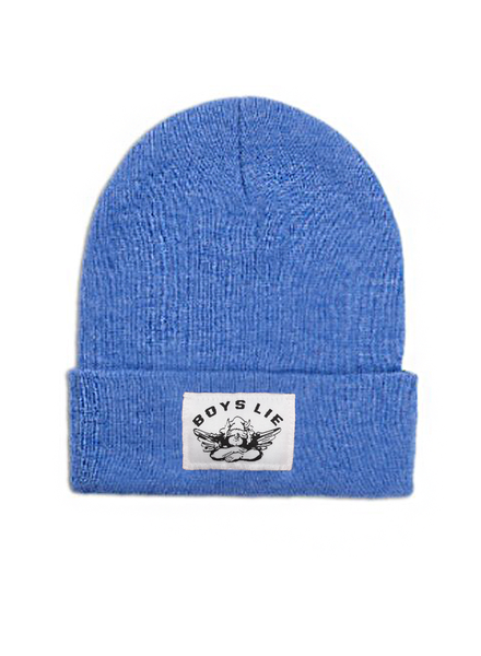 BOYS LIE BOYS LIE / Boys Lie Beanie (Heather Blue)