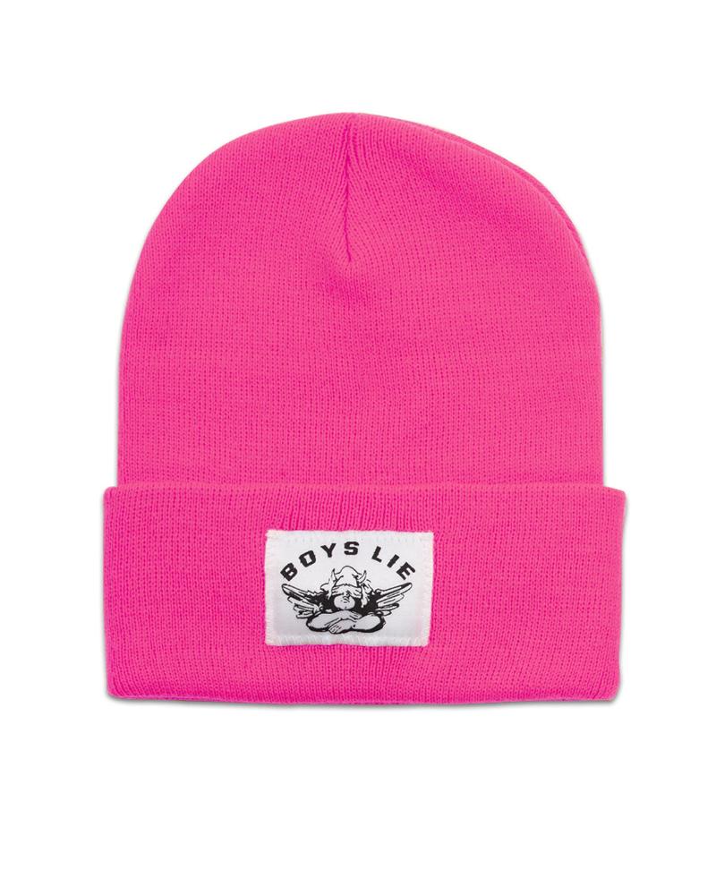 BOYS LIE BOYS LIE  / Boys Lie Beanie (Neon Pink, o/s)